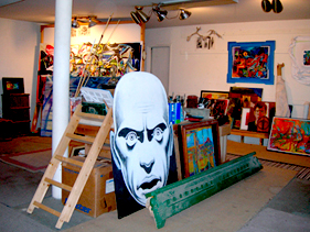 One of Peter's Studios